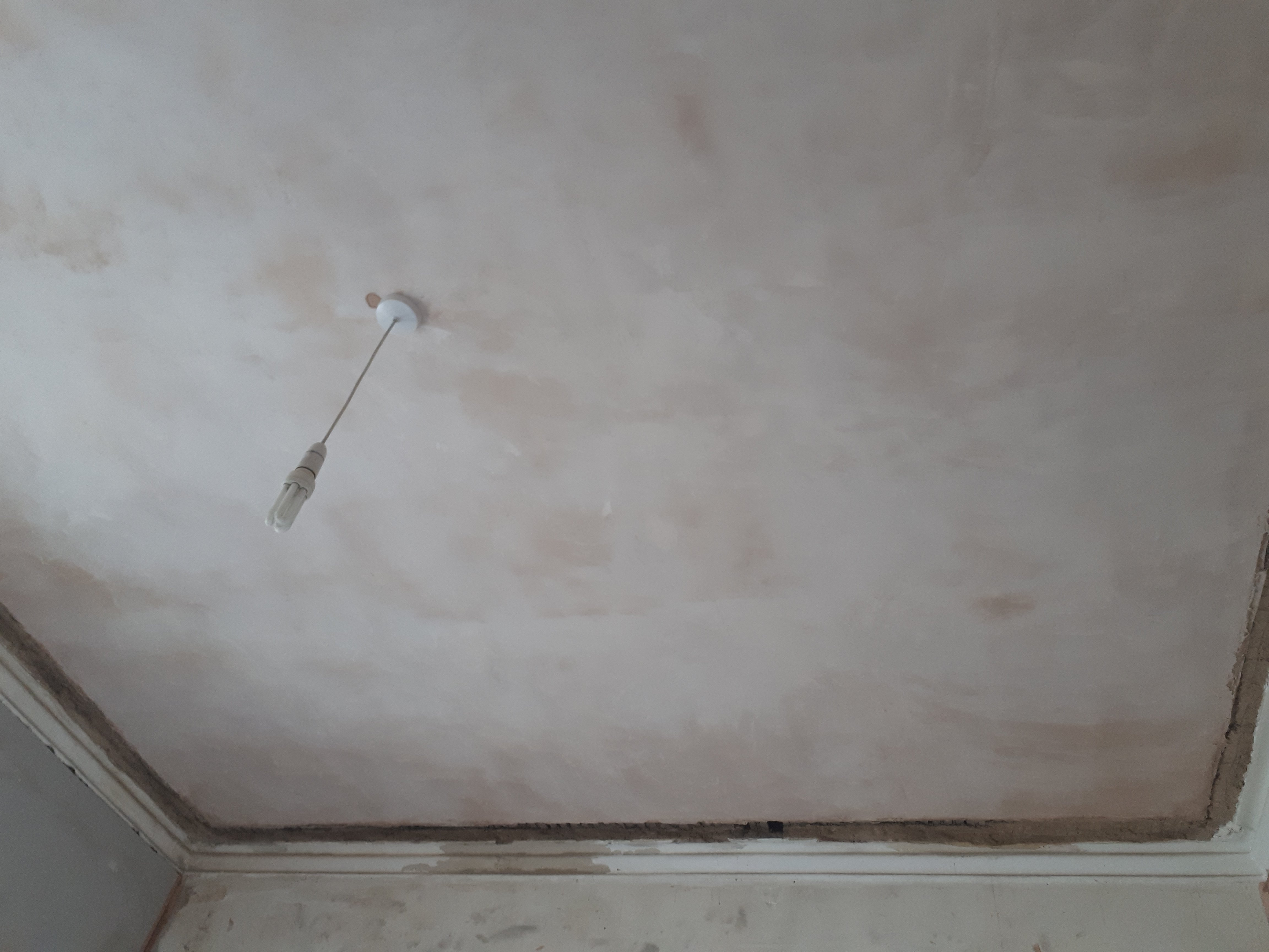 How To Put Up Eml On A Ceiling The