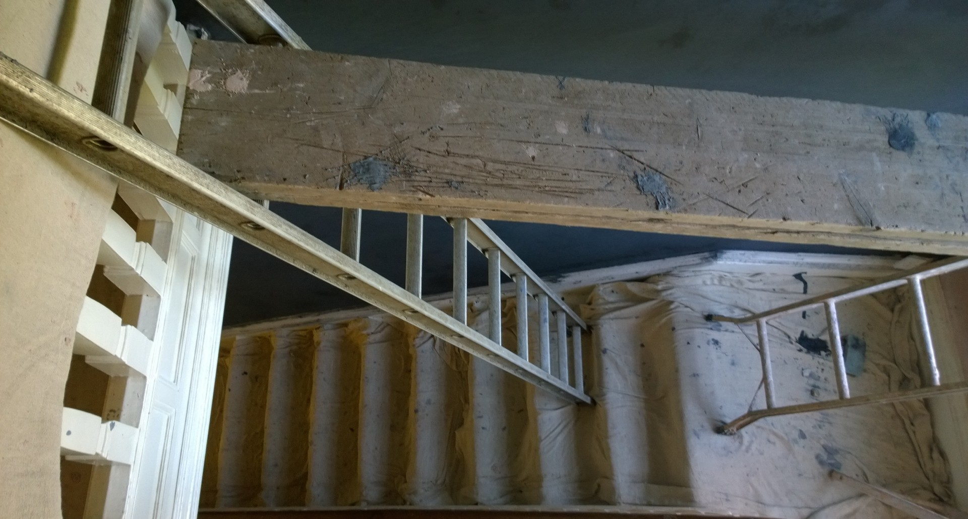 stairs and scaffold | The Original