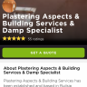 Plastering aspects
