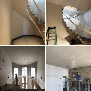 Variousnplaster projects