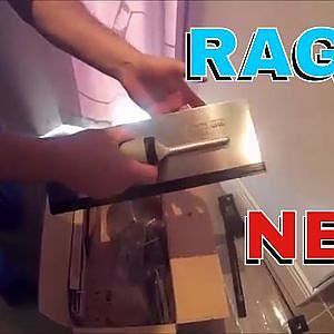 The new Ragni plastering trowel first look